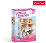 Puzzle 3D Casa Viselor 160 Piese Cubicfun