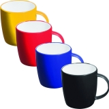 Cana ceramica colorata
