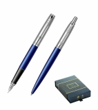 Set Stilou si Pix Jotter Royal Blue CT Parker