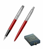 Set Stilou si Pix Jotter Royal Kensington Red CT Parker