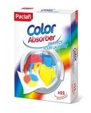 Cutie absorbant culoare pentru rufe colorate 15 bucati/cutie Paclan