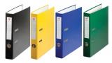 Pachet 10 Bibliorafturi A4 50 mm plastifiate culori mixte EXTE