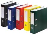 Pachet 10 Bibliorafturi A4 75 mm plastifiate culori mixte EXTE