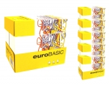 Hartie copiator A4 Eurobasic minim 30 topuri cu 10% discount