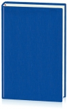 Agenda zilnica datata Basic albastru 2020
