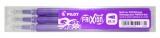 Rezerva violet 3 bucati/set Frixion Pilot