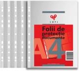 Folie protectie documente A4, 40 microni, 100 buc/set, 15 seturi Exte