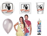 Pachet petrecere Big Party Game Over