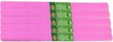 Hartie creponata 200 x 50 cm, culoare roz aprins, 10 buc/set Koh-I-Noor