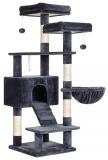 Copac de pisica, 142 cm, gri fum Feandrea
