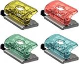 Mini-perforator platic Colour Ice FC5, 10 coli, Rapid