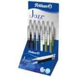 Pix Jazz Velvet, metal, diverse culori, 12 buc/set Pelikan