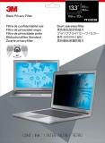 Filtru de confidentialitate negru pentru laptop standard de 13.3 inch 3M