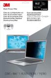 Filtru de confidentialitate negru pentru laptop 14 inch 3M
