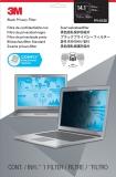 Filtru de confidentialitate negru pentru laptop standard de 14.1 inch 3M
