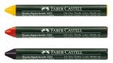 Creion cerat suprafete lucioase Faber Castell