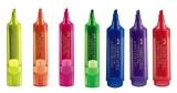 Textmarker Superfluorescent 1546 Faber-Castell