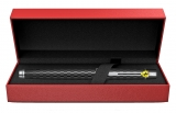 Stilou Ferrari Chequered Flag Engraving Black CT 300 Sheaffer