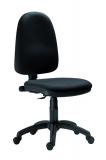 Scaun ergonomic stofa neagra 1080 MEK