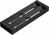 Set pix si creion mecanic 0.5 mm, Zoom 707 White/Grey BT Tombow