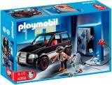 Hot Cu Seif Si Masina Playmobil