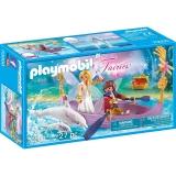 Barcuta Zanelor Cu Cuplu Romantic Playmobil