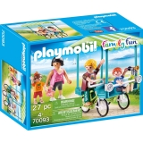 Bicicleta De Familie Playmobil