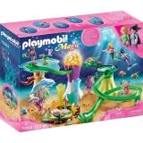 Golful Sirenelor Si Cupola Luminata Playmobil