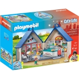 Set Mobil Restaurant Playmobil