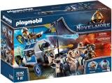 Trasnsportor De Comori Novelmore Playmobil