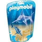 Peste-Sabie Cu Pui Playmobil