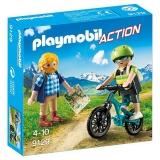 Biciclist Si Calator Playmobil