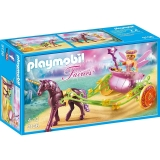 Trasura Cu Unicorn Si Zane Playmobil