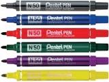 Marker permanent N50 Pentel