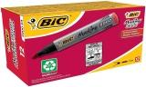 Cutie marker permanent 12 bucati rosu 2000 Bic