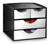 Suport birou2 sertare mici si 2 sertare mari Cep Office