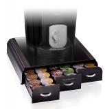 Suport depozitare capsule cafea 3 sertare Cep Office