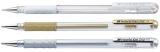 Pix cu gel Hybrid Grip fara mecanism 0.8 mm Pentel