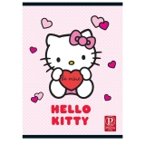 Caiet A5 48 file Premium Hello Kitty dictando Pigna