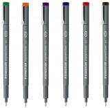 Liner pigment 0.5 mm Fineliner Staedtler