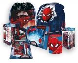 Pachet ghiozdan si rechizite Spider-Man Premium