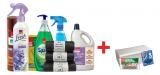 Pachet produse curatenie Sano + 3 produse CADOU