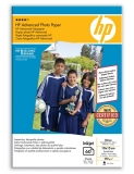 Hartie foto HP Advanced Glossy 10 x 15 cm 250 g/mp 60 coli/top