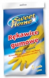 Manusi cauciucate menaj, marime S, Sweet Home
