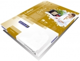 Etichete repozitionabile A4 galben universale 65 etichete/coala 10 buc/set Rayfilm