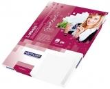 Etichete autoadezive transparente A4 mat pentru laser 100 coli/top Rayfilm