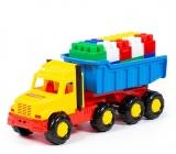 Camion cu 17 cuburi 4239 Favorite Polesie