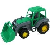 Tractor cu incarcator Altay, 37 cm, diverse culori 35387 Wader Polesie