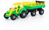 Jucarie Tractor cu remorca 35356 Altay Polesie