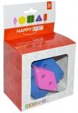 Plachete constructie Happy Disc, diferite forme